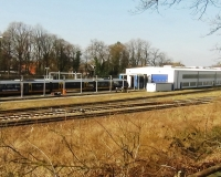 DB-Waschanlage in Dorsten